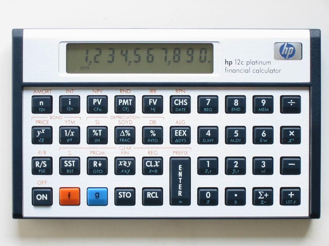 calculadora financiera hp12c platinum rh usa calculadoras com mx Calculadora Profesional Calculadora Financiera Online Financial Calculators